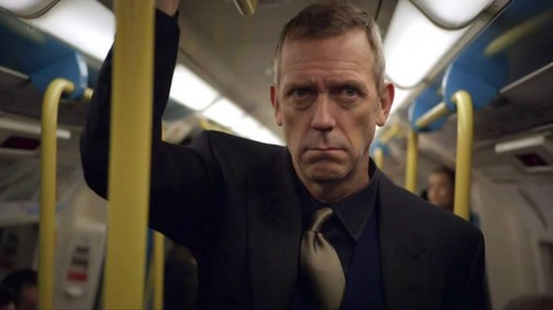 Hugh Laurie - from ITV Perspectives Copper Bottom Blues