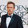 Хью Лори фото with a business suit, a suit, and a double breasted suit called Hugh Laurie