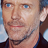 Хью Лори фото containing a portrait called Hugh Laurie