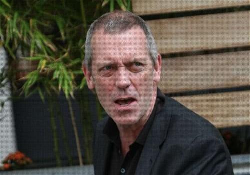 Hugh Laurie in Лондон 06.05.2013