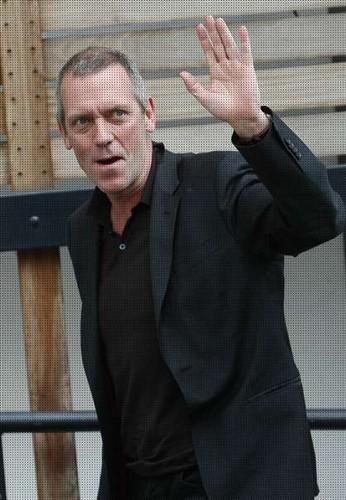Hugh Laurie in Luân Đôn 06.05.2013