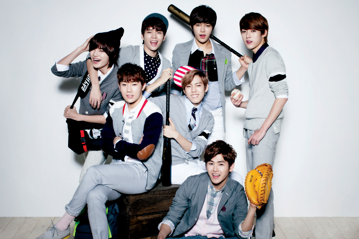 INFINITE – Kwave Magazine May Issue 39;13  Infinite 인피니트