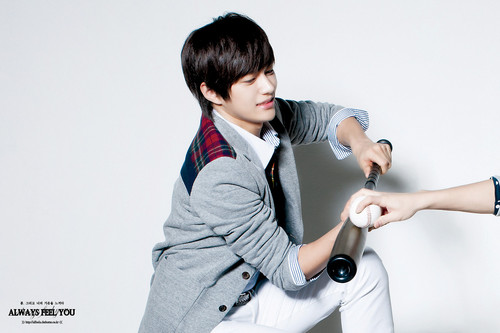 INFINITE's L – Kwave Magazine May Issue '13