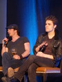 Ian at Bloody Night Con Europe - Brussels (May 2013) - ian-somerhalder photo