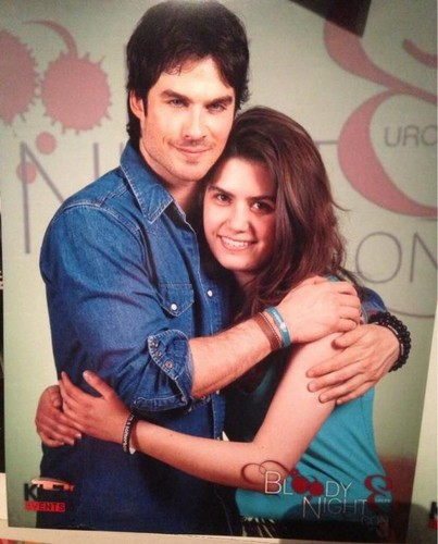 Ian at Bloody Night Con Europe - Brussels (May 2013)