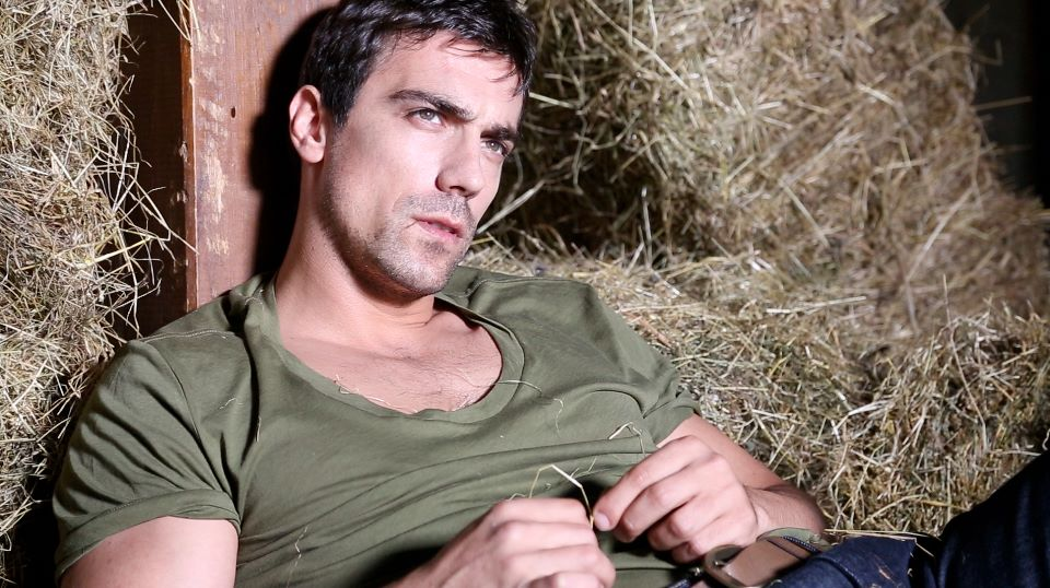 Turkish Actors and Actresses Ibrahim Celikkol - ELLE May 2013