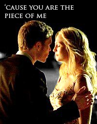 Klaus Caroline Images If Our Love Is Insanity Why Are You My Clarity Wallpaper And Background Photos