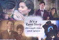 It's a love story - doctor-who fan art