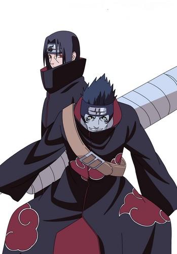 Itachi and Kisame