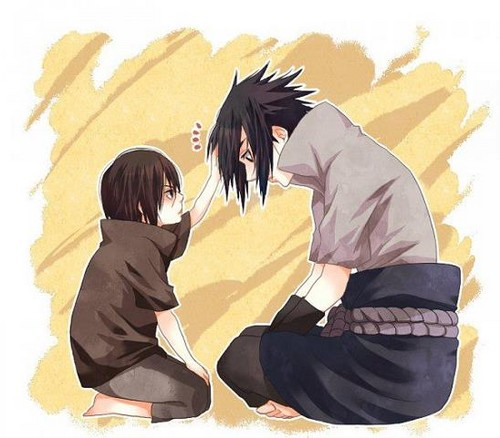 Itachi and Sasuke Uchiha