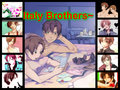 Italy Brothers - hetalia-italy fan art