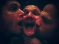 J2 and Seb - jared-padalecki photo