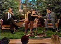 JTT on The Howie Mandel mostra (September 28th, 1998)