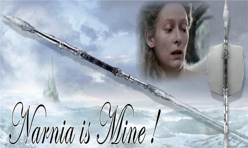 Jadis Narnia is Mine.
