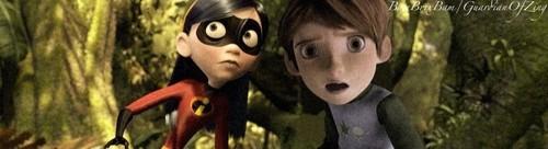 Jamie and Violet