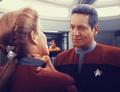 Janeway x Chakotay