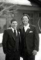 Jared's wedding - jared-padalecki-and-jensen-ackles photo