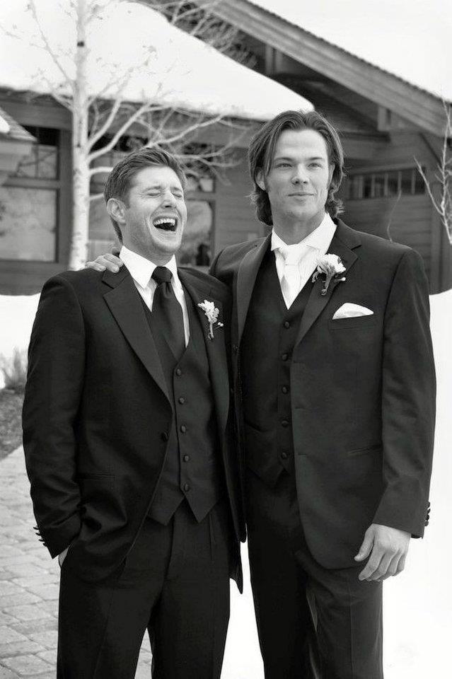 Jared Padalecki And Jensen Ackles Images Jareds Wedding Hd
