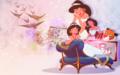 disney-princess - Jasmine wallpaper