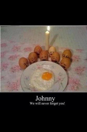 Johhny Egg