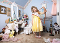 Jonathan Hobin Re-Creates the World's Most Infamous Tragedies with Children - jonbenet-ramsey photo