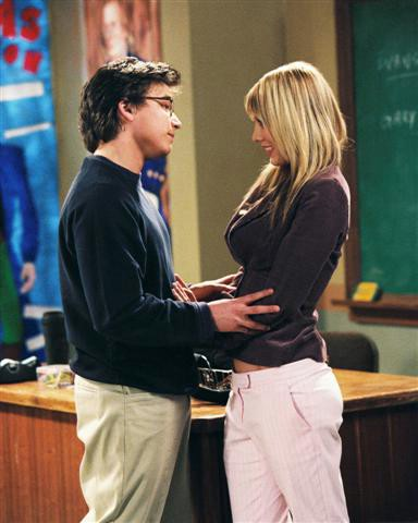 Jonathan Taylor Thomas in 8 Simple Rules