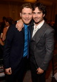 Joseph Morgan and Ian Somerhalder at The CW's 2013 Upfront - joseph-morgan photo