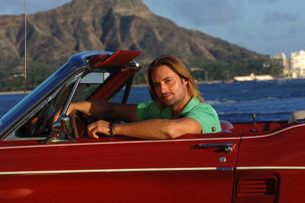 photo of Josh Holloway Ford Mustang - car