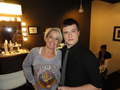 Josh & his mom - josh-hutcherson photo