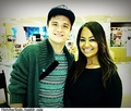 Josh with a fan - josh-hutcherson photo