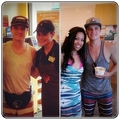 Josh with fans - josh-hutcherson photo