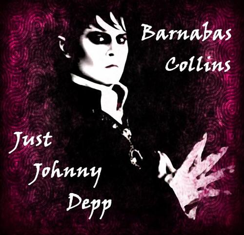 Just Johnny Depp