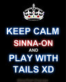 KEEP CALM - darkcruz360 photo