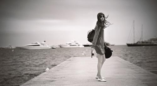 Karen Gillan in Cannes ♥