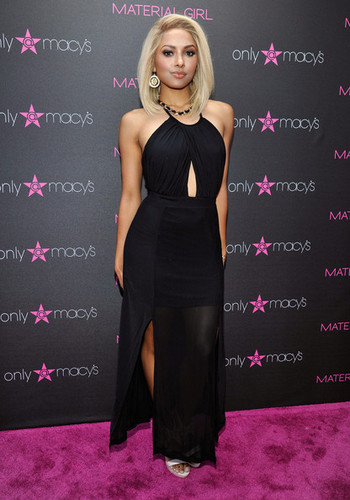 Kat Graham at the Material Girl and Macy's Never-Before-Seen Retrospective of Madonna's Iconix