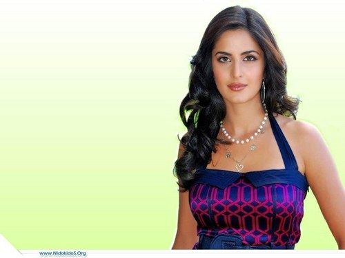 Katrina Kaif fond d'écran probably containing a portrait titled Katrina kaif