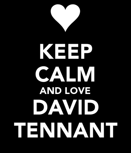 Keep Calm and Amore Doctor Who