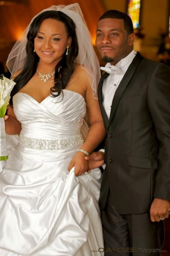 Kel and his wife