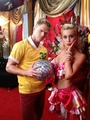 Kellie & Derek - dancing-with-the-stars photo