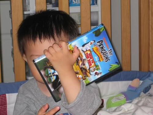 Kid's got taste. XD