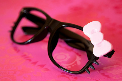 Kitty Glasses