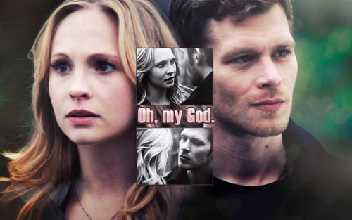 Klaus/Silas & Caroline