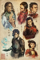 Korra Characters - avatar-the-legend-of-korra photo