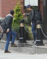 Kristen and Rob in NYC (8th May 2013) - robert-pattinson-and-kristen-stewart photo