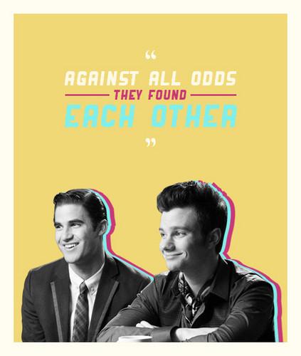 Kurt & Blaine