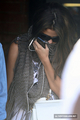 LEAVING THE DANCE STUDIO IN LOS ANGELES - MAY 15 - selena-gomez photo