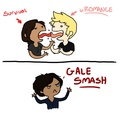 LOL Romance - the-hunger-games fan art