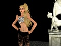 Lady GaGa - Born This Way Sim - the-sims-2 fan art