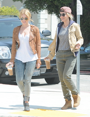 Leaving mag-ihaw in West Hollywood (May 9th, 2013)