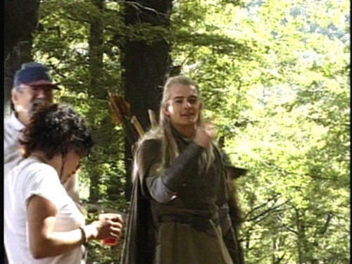 Legolas in FOTR (Featurette)